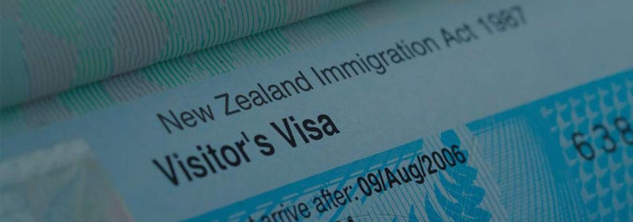 Visto turismo Nova Zelandia