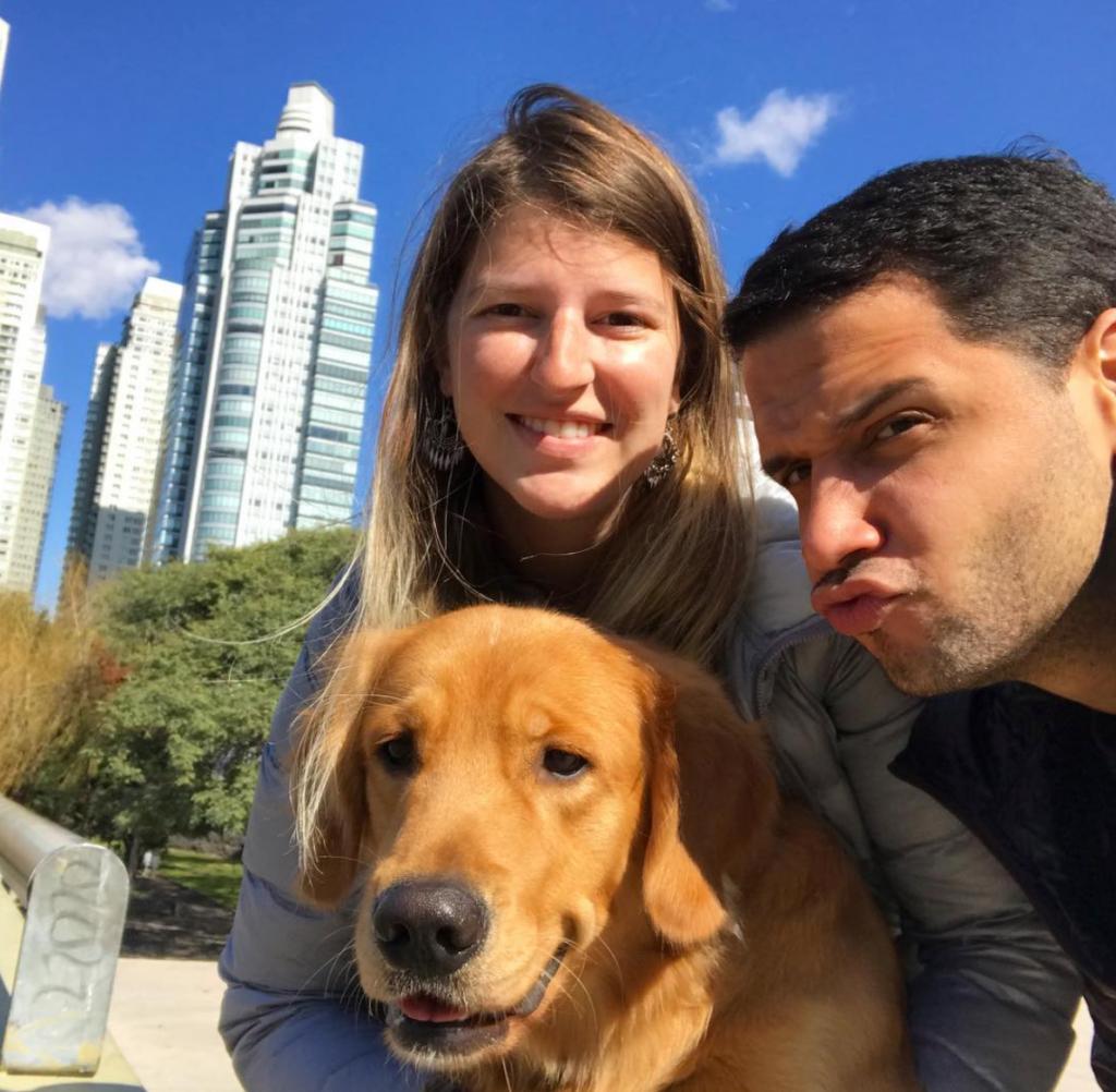 Morar com cachorro na Argentina